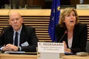 Connie Hedegaard.