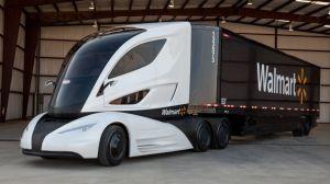 walmart concept semi truck