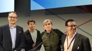 Adam Koniuszewski, Bertrand Delapierre, Luc Hardy, Nicolas Imbert