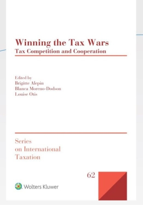Tax Wars Book Flyer